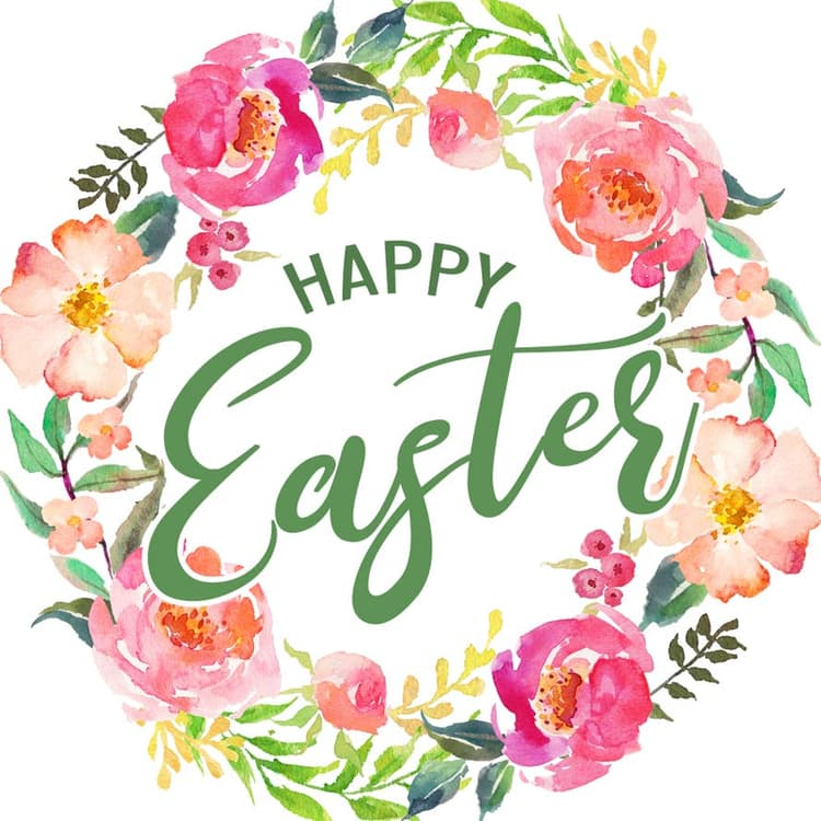 Office Closure – Easter